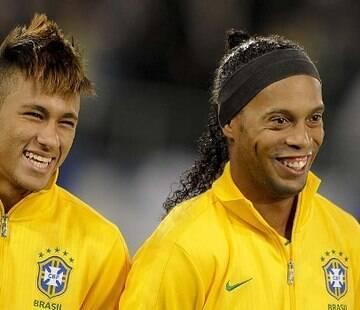 Bartomeu ressalta era vitoriosa iniciada com Ronaldinho