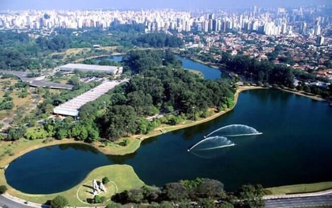 Parque do Ibirapuera possui diversas atrações