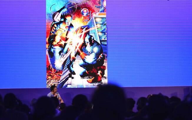 CCXP 2018 teve painel especial com John Romita Jr.