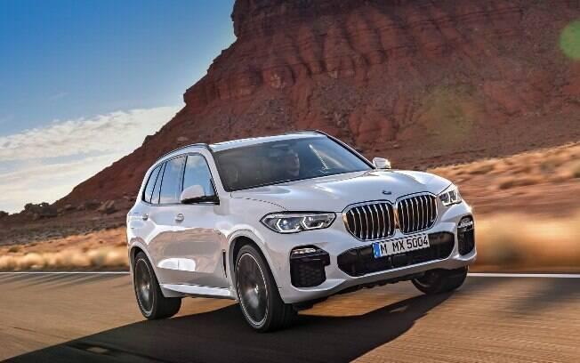 BMW X5: SUV mais antigo da marca, lançado no Brasil em 2000, será o modelo que trará a nova geração de equipamentos