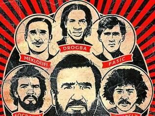 """Politizados. Documentário """"Os Rebeldes do Futebol"""" revela jogadores que levaram sua atuação para fora do campo em seus países"""