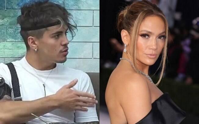 Biel diz que já bebeu com Jennifer Lopez