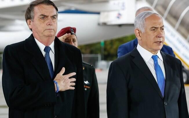 Bolsonaro virou um