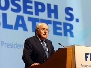 Blatter só poderá seguir nas fileiras do COI até completar 80 anos