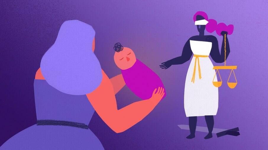 A lei da entrega legal, que permite a mulheres doarem recém nascidos