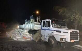 Polícia Rodoviária apreende 5,2 toneladas de maconha, no Rio de Janeiro