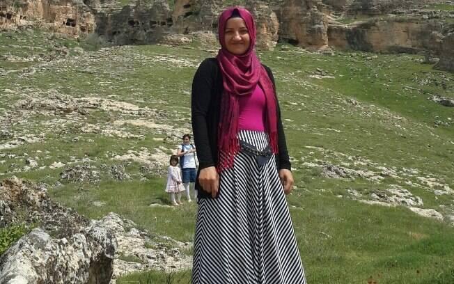 Berivan Elif Kilic se tornou prefeita de sua cidade natal, na Turquia. Foto: Reprodução/Facebook