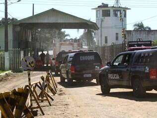 Após 25 horas, termina rebelião em presídio do Paraná