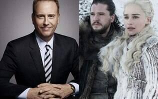 """Novo chefe da HBO não é fã da ideia de spin-offs de """"Game of Thrones"""""""