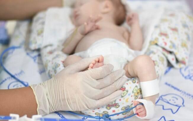 Para salvar tantas vidas o hospital pediátrico precisa da sua contribuição