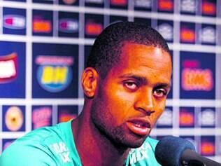 Seriedade. Zagueiro Dedé falou sobre a importância do Campeonato Mineiro para a equipe celeste