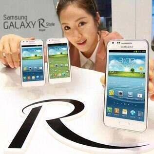 Galaxy R Style, da Samsung, vem com processador de 1,5 GHz com dois núcleos