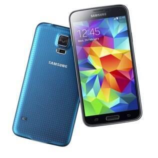Galaxy S5 é o smartphone top de linha da Samsung
