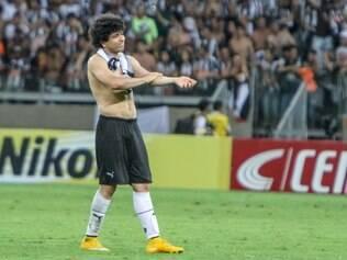 Luan fez o gol que enviou o Atlético para a grande final da Copa do Brasil