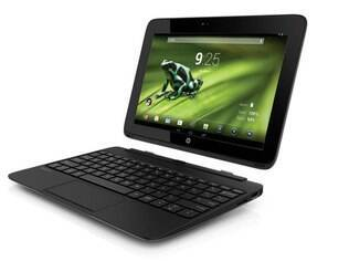Novo produto da HP é híbrido de notebook e tablet e roda Android