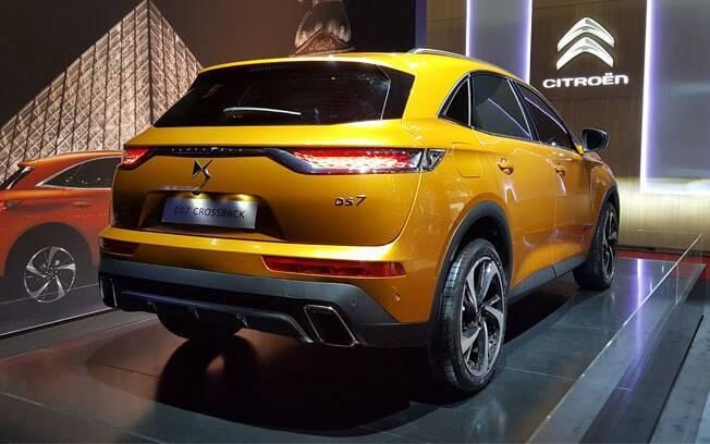 SUV tem 4,57 metros de comprimento e aposta em motores turbo (inclusive o onipresente 1.6 turbo da PSA),