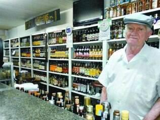História.  Cariri trabalha no Mercado Central desde sua inauguração