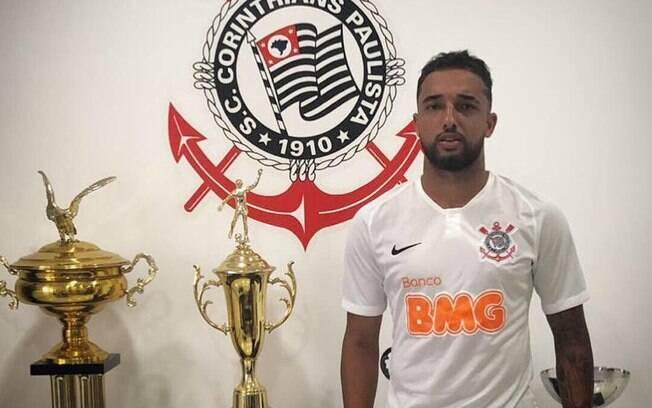 Hugo Borges%2C atacante do Corinthians que está emprestado ao Jorge Wilstermann