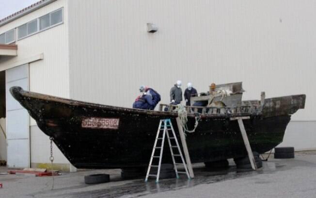 'Navios fantasmas' da Coreia do Norte intrigaram especialistas e levaram o Japão a abrir uma investigação sobre o caso