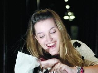 Na moda.  Ana Luiza Ballesteros diz que gasta, com certeza, bem acima da média nacional em roupas
