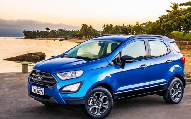 Ford EcoSport evoluiu como produto, mas a briga com os rivais depende do foco da marca e da rede