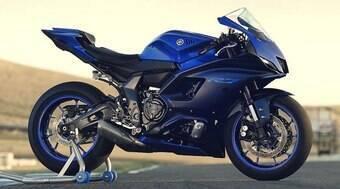 Vazam fotos oficiais da nova Yamaha R7 2022 antes da estreia
