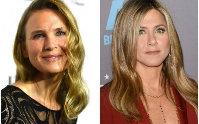 Renee Zellweger e Jennifer Aniston