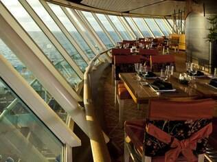 Splendour of the seas é um dos mais luxuosos navios dos mares brasileiros
