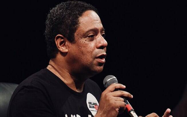 Deputado federal Orlando Silva, candidato à Prefeitura de São Paulo pelo PCdoB, é um dos poucos candidatos negros em São Paulo