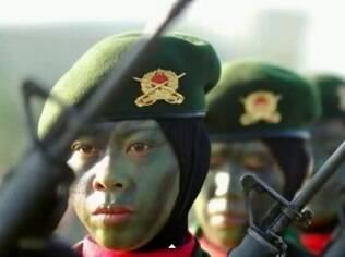 Testes são obrigatórios para recrutas militares e para quem quer entrar na Polícia Nacional