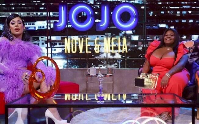Jojo Todynho estreia como apresentadora do Multishow em junho