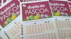 Dupla de Páscoa sorteia R$ 30 milhões ainda hoje