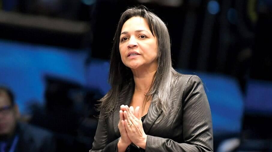 Eliziane Gama, Senadora (Cidadania-MA)