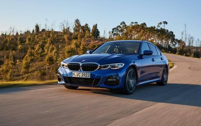 Nova geração do BMW Série 3 passou a ser fabricada em Araquari (SC) em agosto de 2019