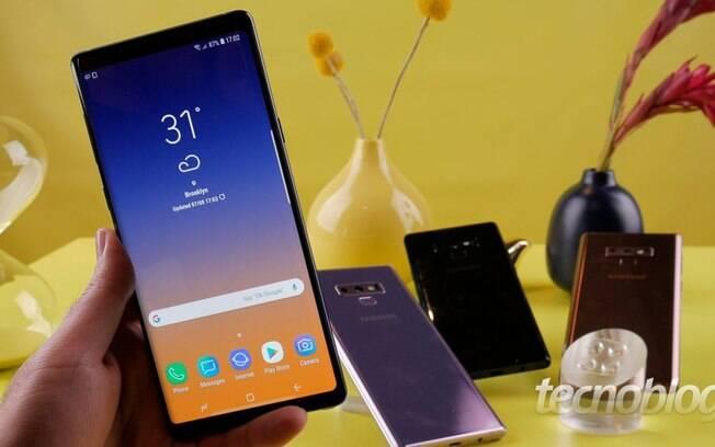 Galaxy Note 9 grátis chega de surpresa para clientes de operadora nos EUA