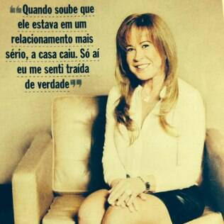 Zilu dá entrevista para a revista 'Veja'