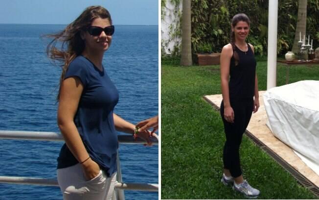 Marcela emagreceu 12 quilos para o casamento e deu trabalho para a costureira