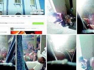 Insalubre. Página criada no Facebook mostra situação precária de albergue e mostra fotos das condições enfrentadas pelos detentos
