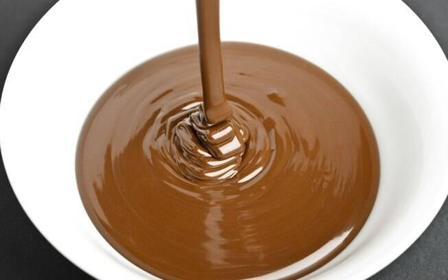 Curinga da confeitaria: ganache por ser usado como recheio ou cobertura de doces
