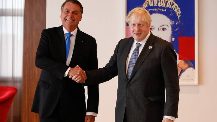 Reino Unido contradisse as declarações do presidente Jair Bolsonaro sobre um