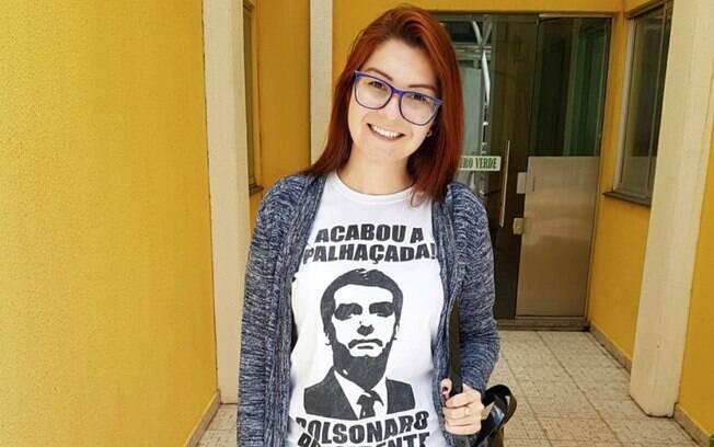 Ana Caroline Campagnolo pediu para alunos gravarem vídeos com denúncias contra professores que criticarem Bolsonaro