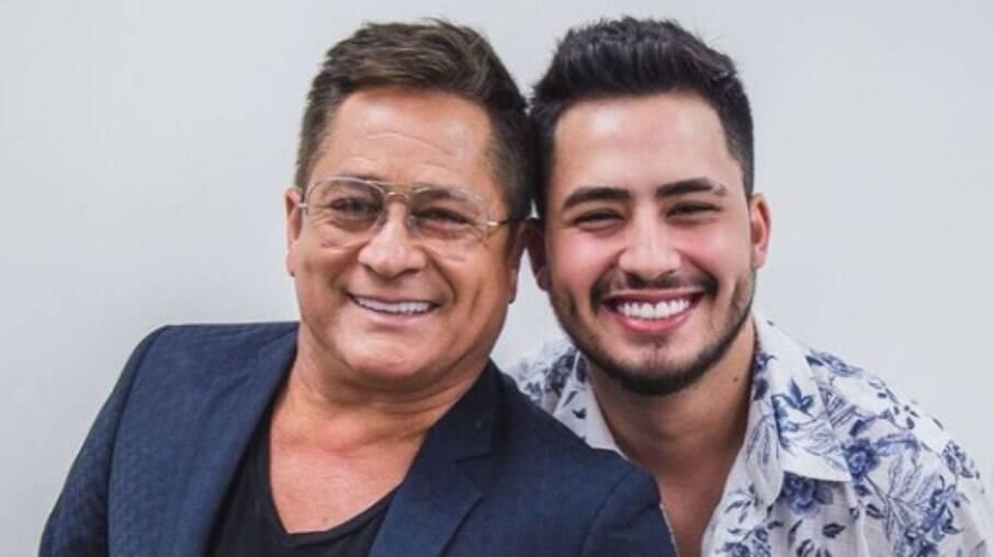 Leonardo e Matheus Vargas