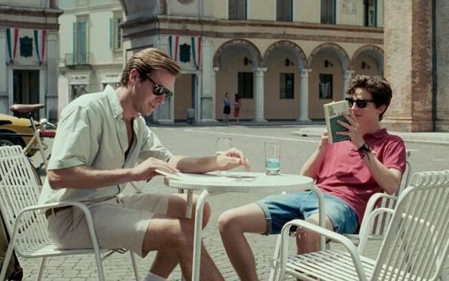 'Me Chame pelo Seu Nome' se passa na Itália e a casa mostrada em boa parte do filme está à venda