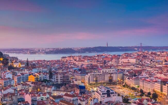 Lisboa tornou-se uma porta de entrada para turistas brasileiros que visitam a Europa