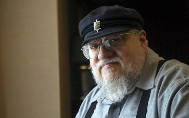 George RR Martin já escreveu 5 livros da saga, faltam 2 para completar a série