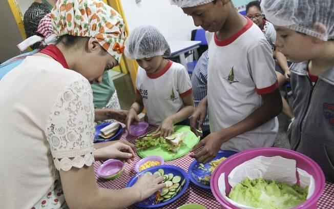 Valor vai variar de acordo com quantidade de refeições que alunos fazem nas instituições de ensino
