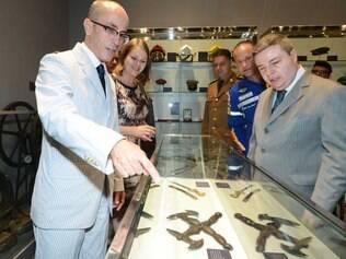 Museu em homenagem à Polícia Militar e aos bombeiros é inaugurado.