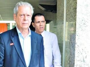 Dirceu poderá ficar em São Paulo até o próximo dia 2 de dezembro