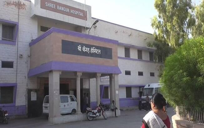 Após o exorcismo, a mulher foi imediatamente levada até o Hospital de Bangar, localizado na Índia