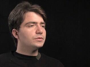 Michael Buchwald, CEO da Leap Motion: tecnologia focada em software permite dispositivo simples e barato